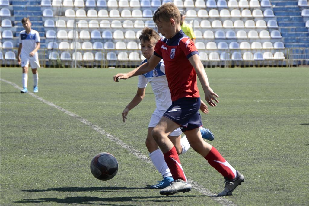 ФК Вишневе - Чорноморець (Одеса) 0:3