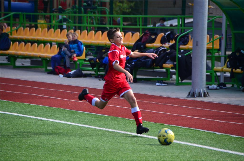 ДЮСШ-25 Київ - Локомотив 0:1