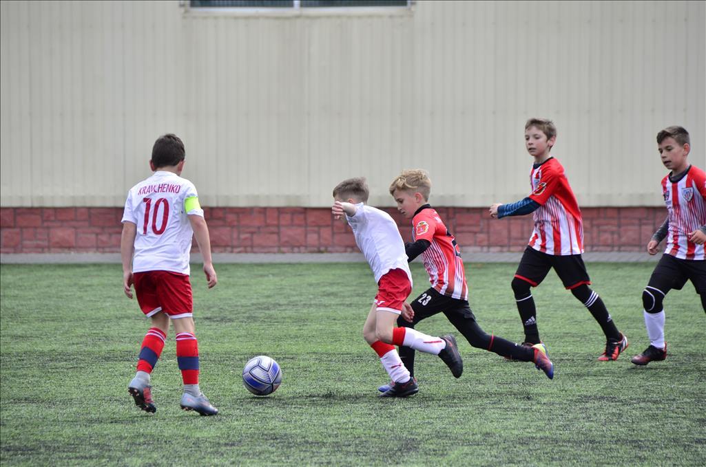 ДЮСШ-15 (Київ) - Атлетик (Одеса)