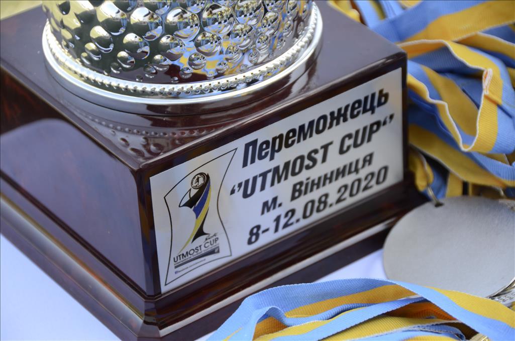 ДВУФК Дніпро — переможець першого турніру з осінньої серії турнірів Utmost Cup!