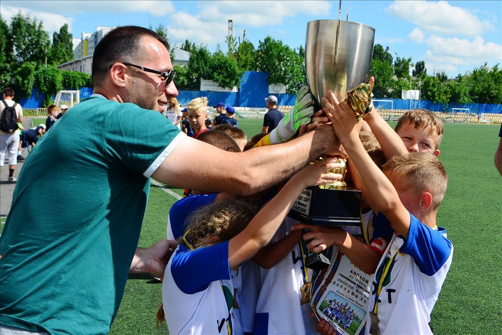 Незабаром стартує Utmost Cup у віковій категорії 2005 року народження