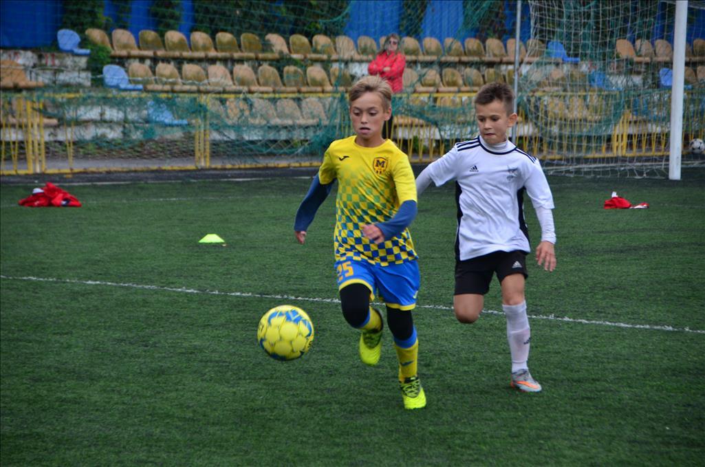 Юніор-Спорт (Київ) - Колос (Ковалівка) 0:3