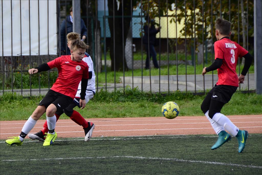 Спарта - Арсенал 0:1