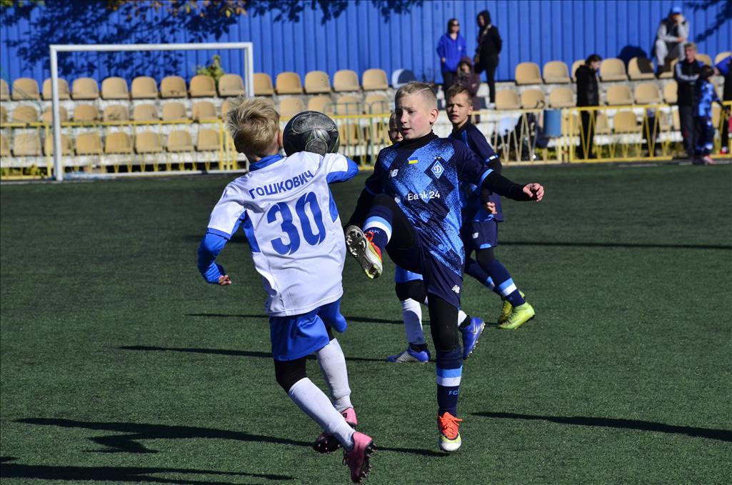 Динамо-2 (Київ) - Кремінь (Кременчук)
