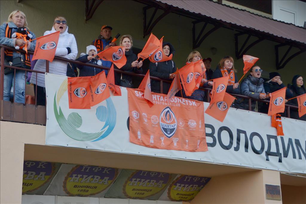Чорноморець (Одеса) - Шахтар (Донецьк) 0:3