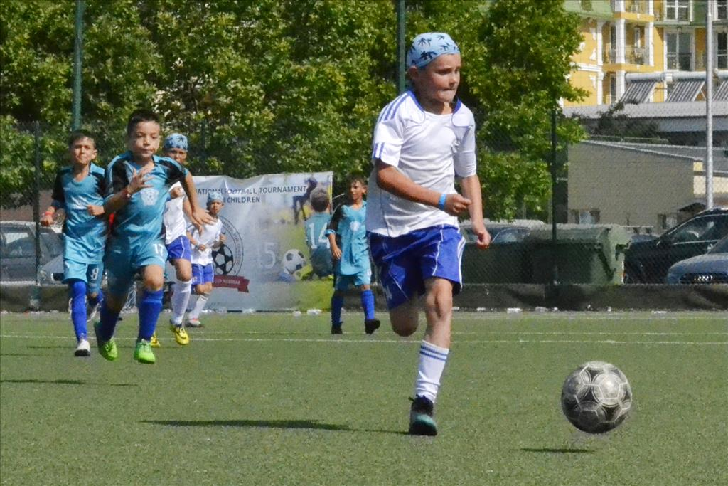 Бургас Спорт - ДЮСШ-2 (Хмельницький)