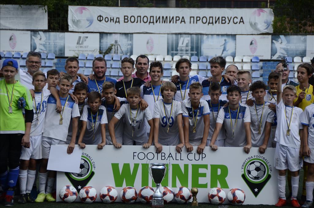 """Одеський """"Чорноморець"""" - переможець Utmost Cup у віковій категорії 2007 р.н."""