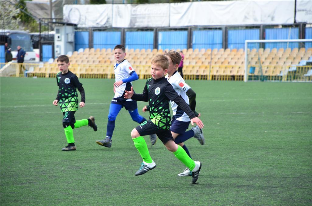 Чорноморець (білі) (Одеса) - ДЮСШ-1 (Хмельницький)