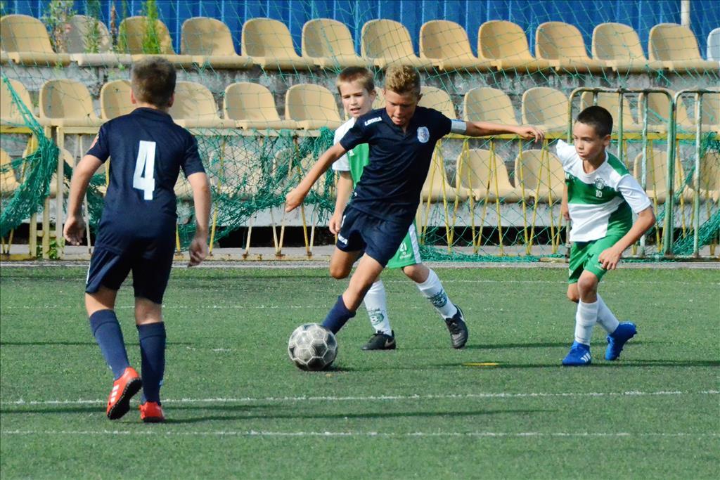 Завершився перший груповий етап у розіграші Utmost Cup вікової групи U10