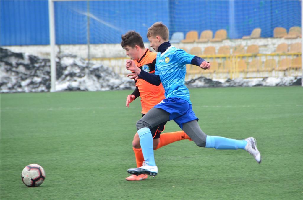 Vinnytsia Football Cup. Вікова група 2005 р.н. Огляд перших матчів стадії плей-офф.