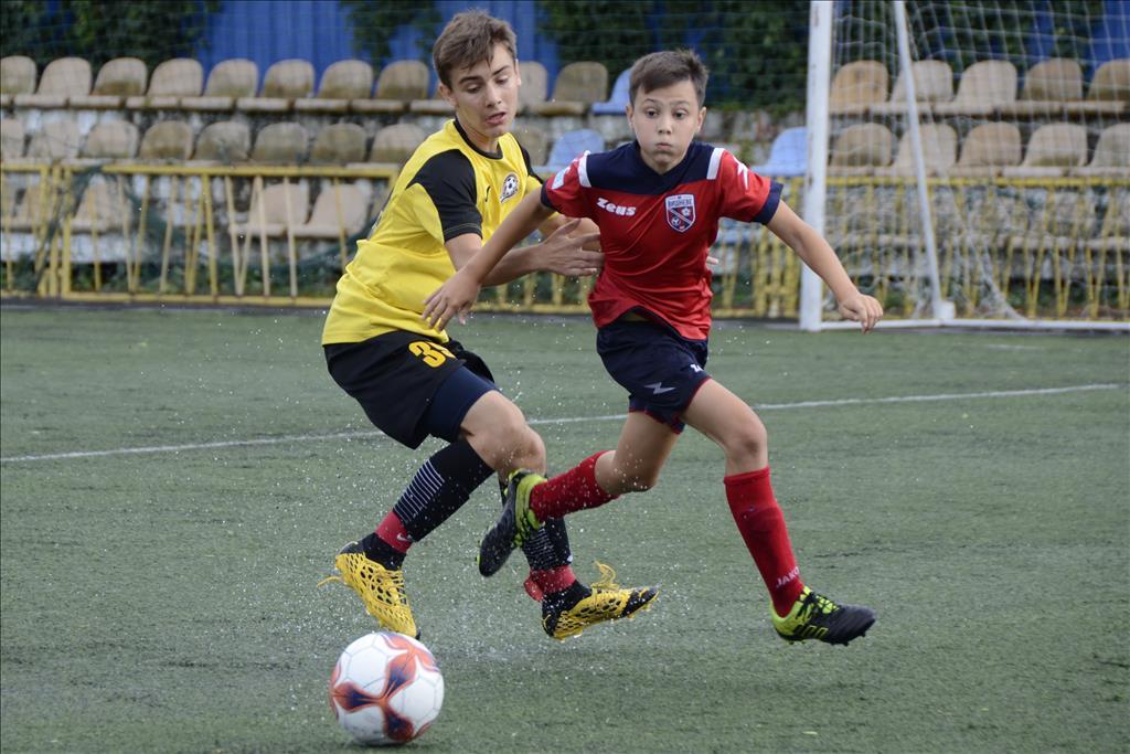 """Одеський """"Чорноморець"""" та вінницька """"Прем'єр-Нива"""" - лідери Vinnytsia Football Cup після третього туру"""