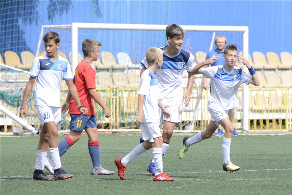 Utmost Cup U-13. Стадія плей-офф.