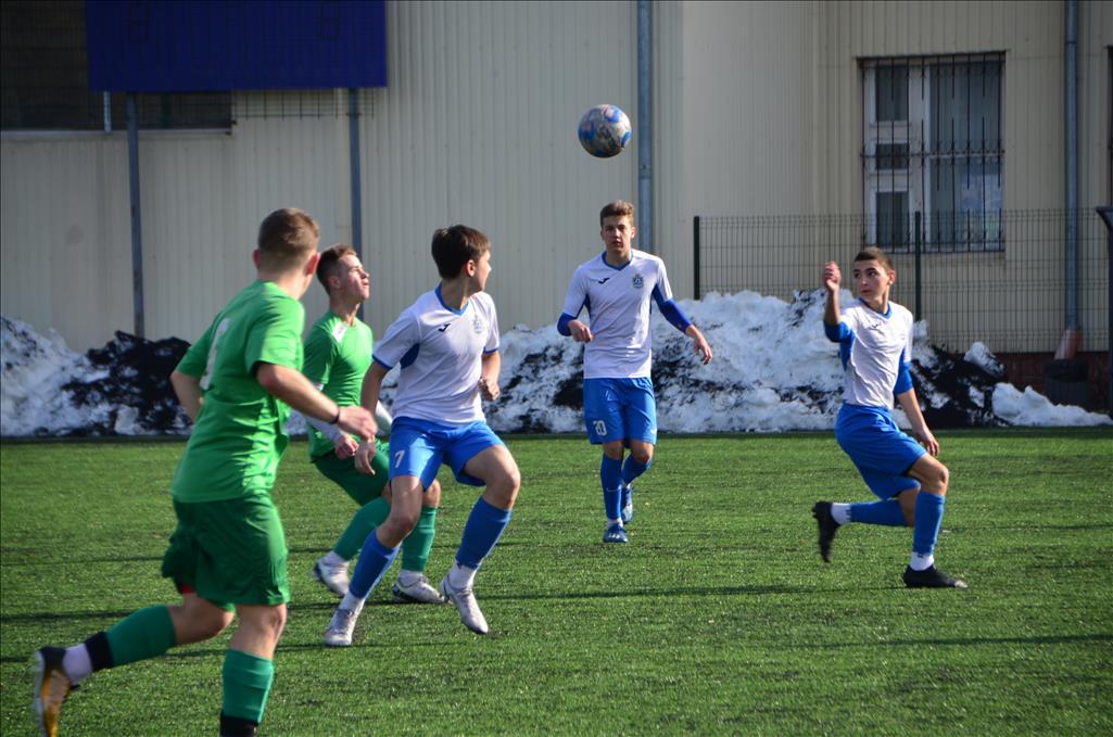 Vinnytsia Football Cup. Вікова група 2005 р.н. Огляд першого ігрового дня.