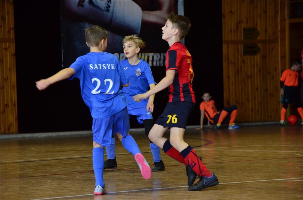 Адреналін (Луцьк) - Чемпіон-2 (Київ)