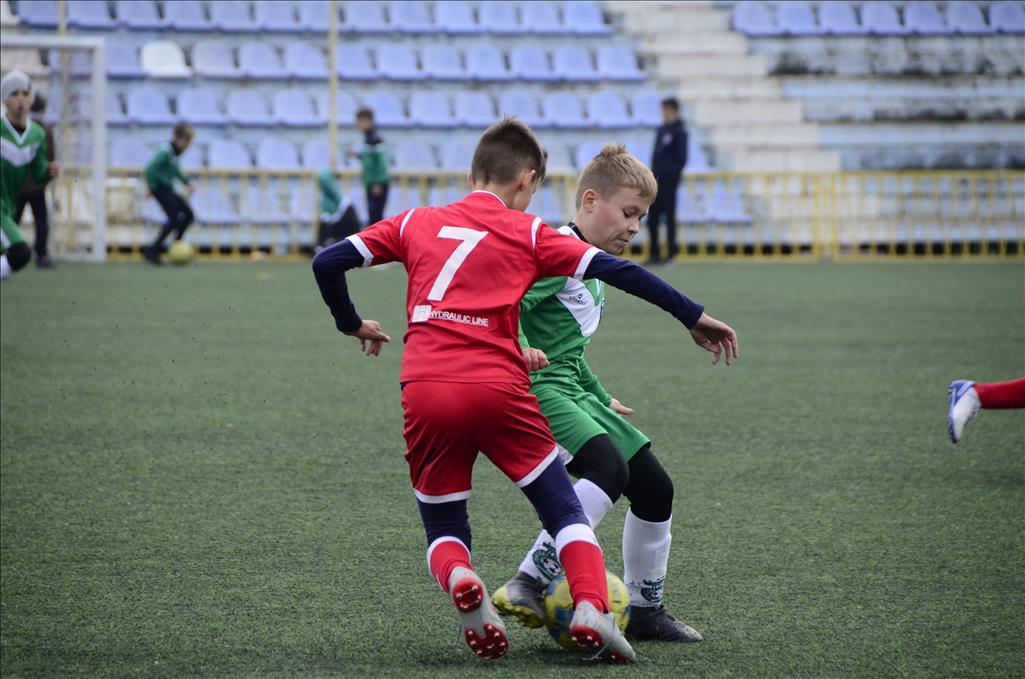 Прем'єр-Нива - Локомотив 1:0